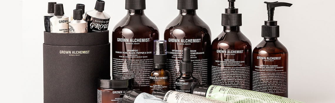 Skin Care - GROWN ALCHEMIST
