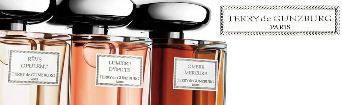 Luxury perfumes - TERRY DE GUNZBURG