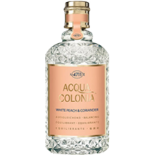 4711 Acqua Colonia White Peach & Coriander Eau De Cologne Spray 50ml