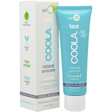 Coola Mineral Face Spf 30 Matte Tint 50ml