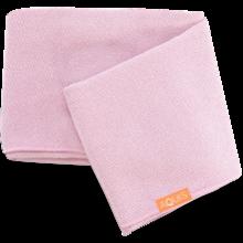 Aquis Lisse Luxe Toalla Para Cabello Largo Pink 50x132cm