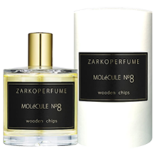 Zarko Molécule Nº8 Wooden Chips Eau De Parfum Spray 100ml