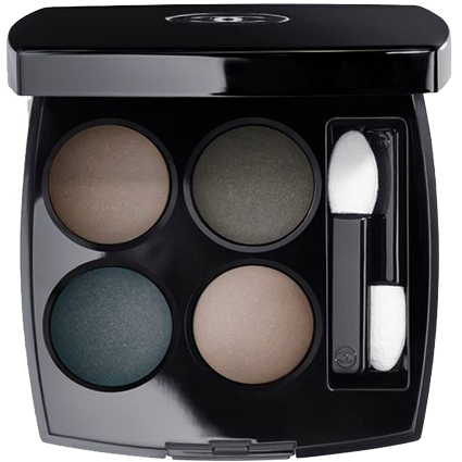 Chanel Les 4 Ombres Quadra Eyeshadow 324 Blurry Blue