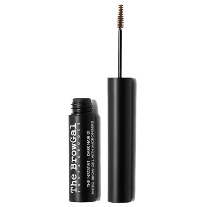 The Browgal Instatint Eyebrow Gel 02 Brown Hair