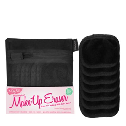Makeup Eraser Black 7-Day Set