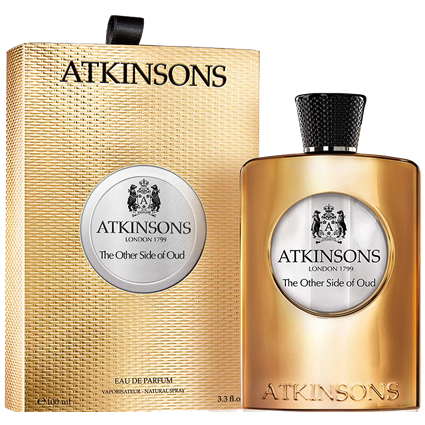 Atkinsons The Other Side Of Oud Eau De Perfume Spray 100ml