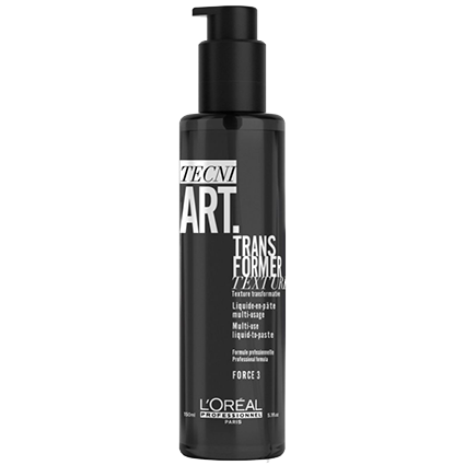 L'Oréal Professionnel Tecni Art Transformer Liquid To Paste Force 3 150ml