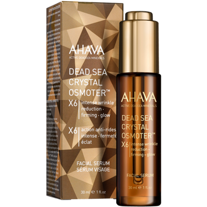 Ahava Dead Sea Crystal Osmoter X6 Anti Edad 30ml