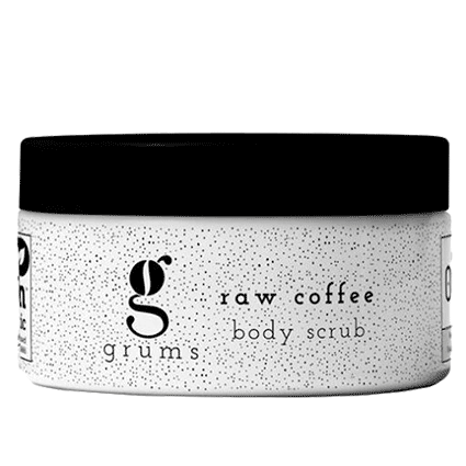 Grums Aarhus Raw Coffee Body Scrub 200ml