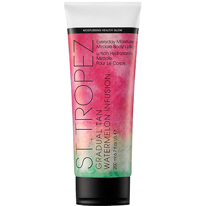 St. Tropez Gradual Tan Watermelon Infusion Body Lotion 200ml