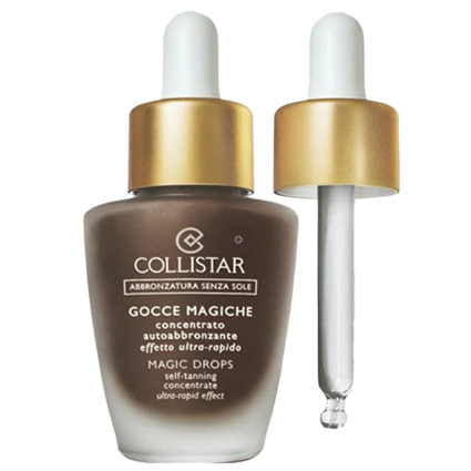 Collistar Magic Drops Concentrado Auto Bronceador 30ml