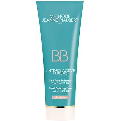 Jeanne Piaubert BB Cream Light Medium SPF20 50ml