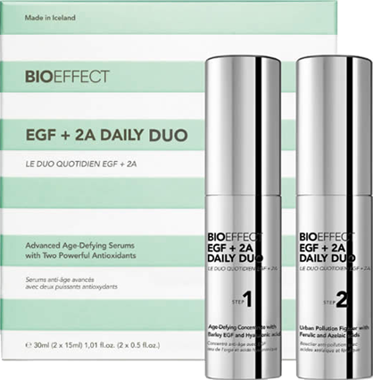 Bioeffect EGF + 2A Daily Duo 2x15ml