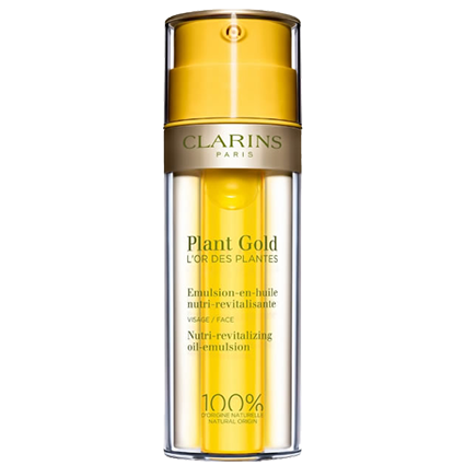 Clarins Plant Gold Nutri-Revitalizing Oil-Emulsion 35ml