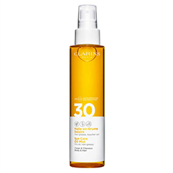 Clarins Sun Care Oil Mist Spf30 Body And Hair 150ml