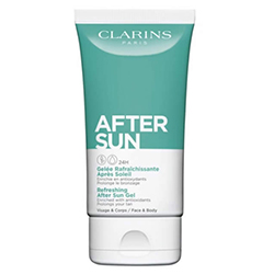 Clarins After Sun Refreshing After Sun Gel Face And Body 150ml