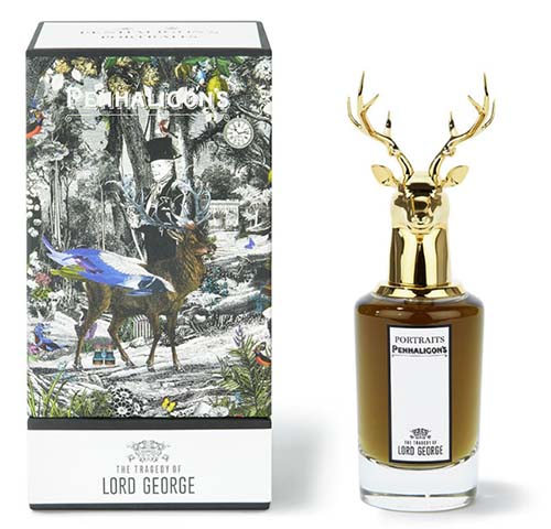 Penhaligon's The Tragedy Of Lord George Eau De Perfume Spray 75ml