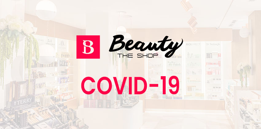 Beauty The Shop Covid-19