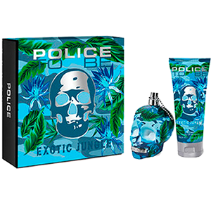 Police To Be Exotic Jungle Man Eau De Toilette