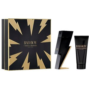 Carolina Herrera Bad Boy Eau De Toilette Spray 100ml Set 2 Artikel 2020