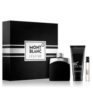 Montblanc Legend Eau De Toilette Spray 100ml Set 3 Artikel 2020