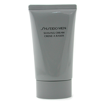 shiseido men shaving cream