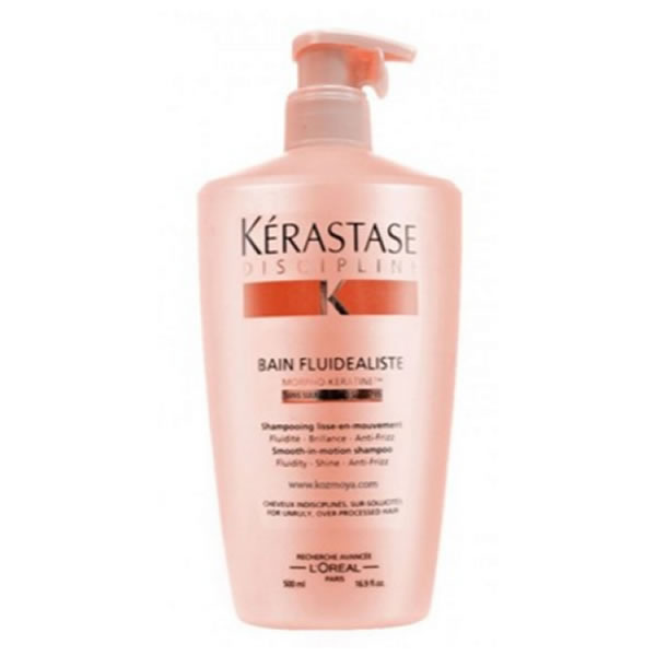 kerastase discipline fluidealiste shampoo 500ml. Black Bedroom Furniture Sets. Home Design Ideas