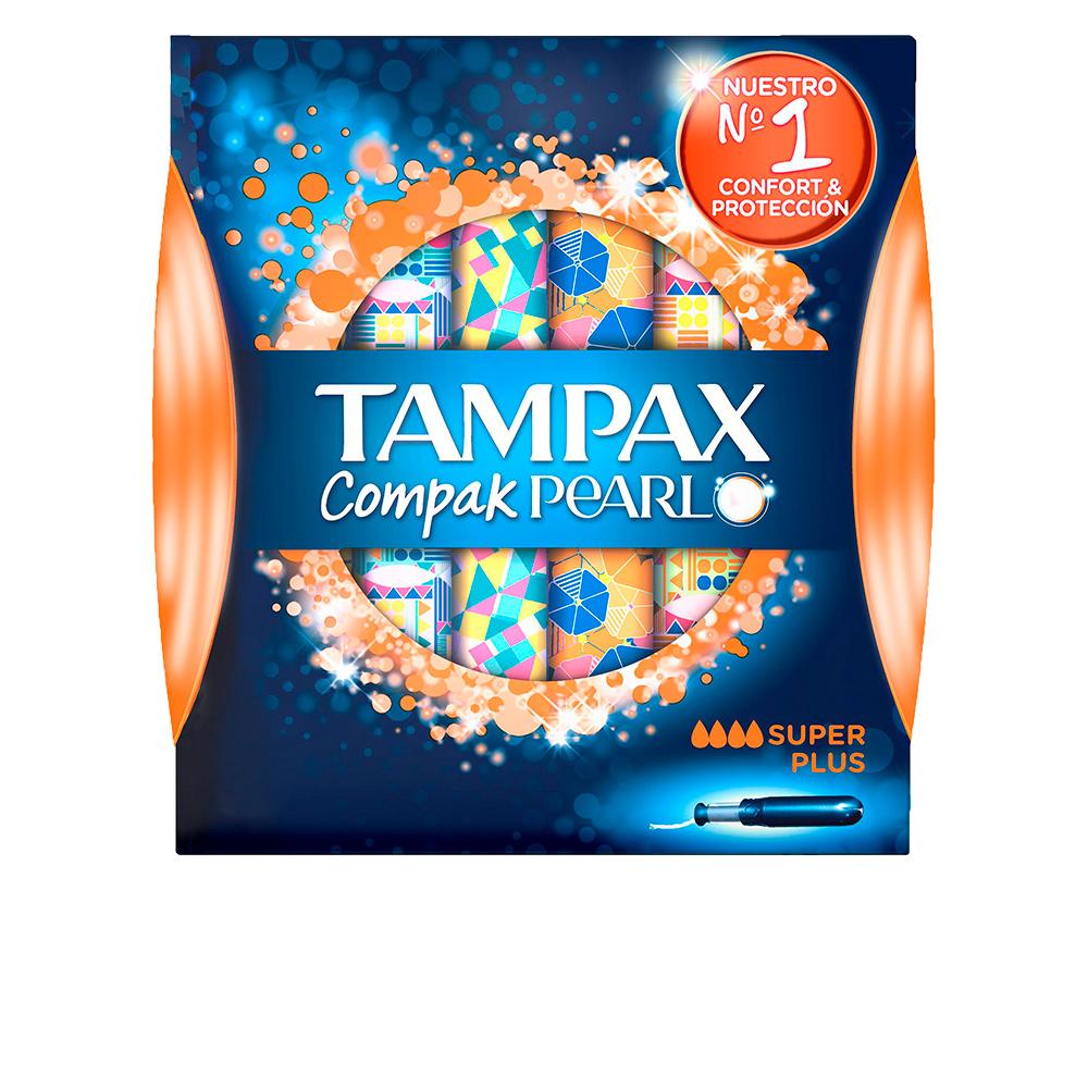 Tampax Pearl Compak Super Plus Buffer 18Uds