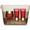 Clarins Super Restorative Day Cream All Skin Types 50ml Set 4 Pieces 2017
