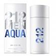 Carolina Herrera 212 Men Aqua Eau De Toilette Spray 100ml Limitierte Edition 2017