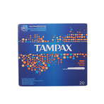 Tampax Super Plus With Applicator 20 Units