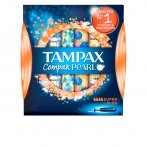 Tampax Pearl Compak Super Plus Buffer 18Uds