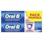 Oral-B Pro-Expert Dentifrice Sensibilité & Blancheur 75ml Coffret 2 Produits 2017