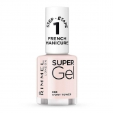 Rimmel London Super Gel French Manicure 092 Ivory Tower
