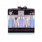 Bayliss And Harding Midnight Lavender Set 5 Pieces 2018