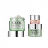 Clinique Superdefense Spf20 Hydratant Défense Quotidienne 50ml Set 3 Pieces 2018