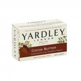 Yardley Jabón Manteca de Cacao 120gr
