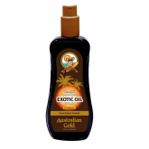 Australian Gold Dark Tanning Exotic Oil Spray 237ml