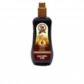 Australian Gold Spray Gel With Instant Bronzer Spf6 237ml