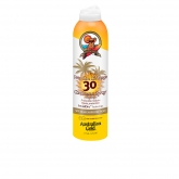 Asutralian Gold Premium Coverage Spf30 Continuous Spray 177ml