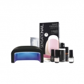 Sensationail Starter Kit Rasperberry Wine