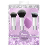 Real Techniques Sparkle On-The-Go Set 4 Piezas
