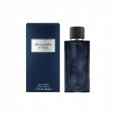 Abercrombie And Fitch First Instinct Blue Eau De Toilette Spray 50ml