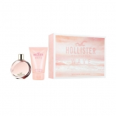 Hollister Wave Eau De Perfume Spray 100ml Set 2 Pieces 2016