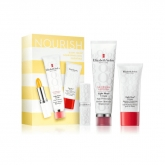 Elizabeth Arden Nourish Eight Hours Cream Skin Protectant 50ml Set 3 Pieces 2019