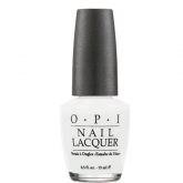 Opi Nail Lacquer Nll00 Alpine Snow 15ml