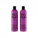 Tigi Bed Head Dumb Blonde Shampoo Damaged Hair 750ml Set 2 Pieces 2018