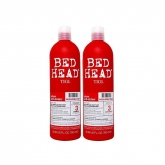 Tigi Bed Head Urban Antidotes Resurrection Shampoo 750ml Set 2 Pieces 2018