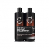 Tigi Catwalk Fashionista Brunette Shampoo 750ml Set 2 Pieces 2017