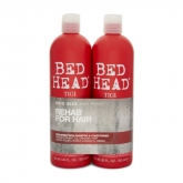 Tigi Be Head Resurrection Shampoo 750ml Set 2 Pieces 2017